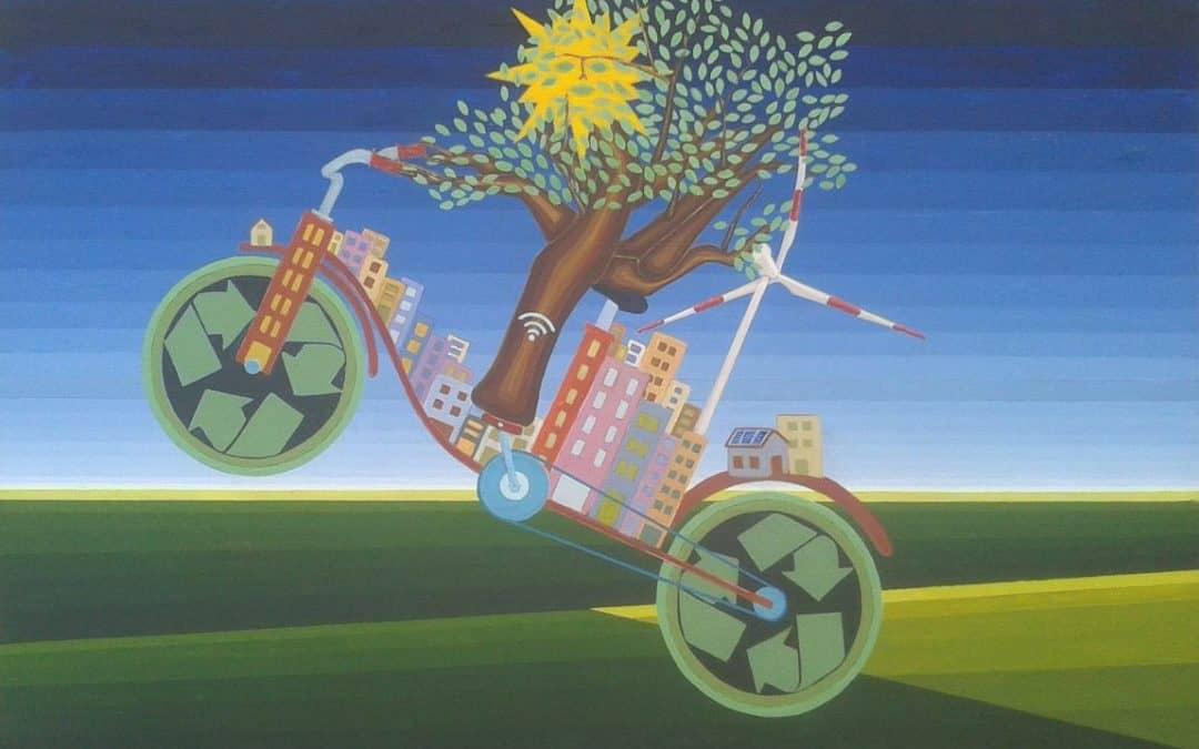 Una Obra de Ignacio Ribelotta fue seleccionada en un concurso provincial de pintura mural