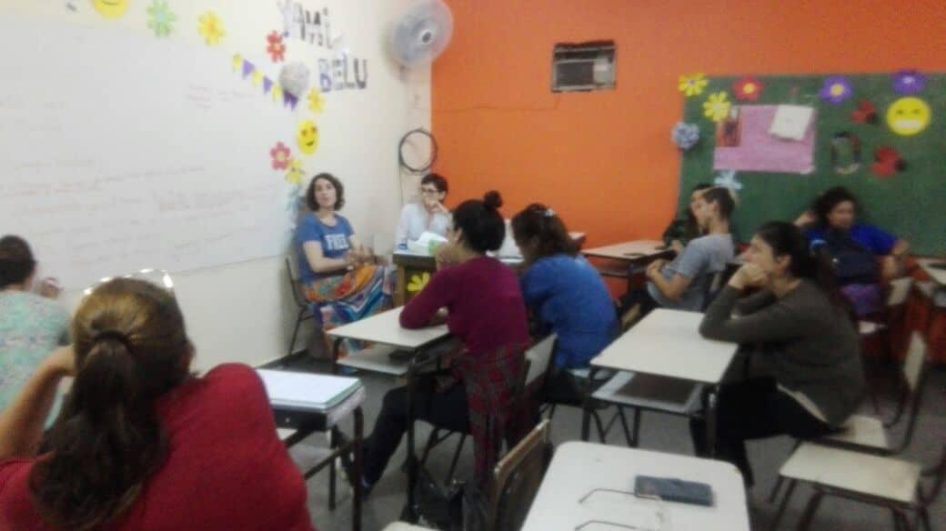 Charlas de la oficina de empleo en escuelas del distrito for Oficina de empleo estepa
