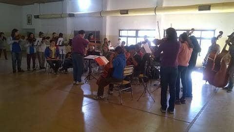 Orquesta Juvenil en Bariloche