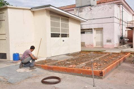 Obras civiles para plantas de oxígeno