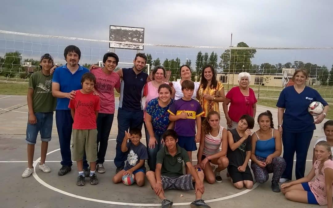 Pic Nic de fin de año con los chicos del CAPS Ramón Carrillo