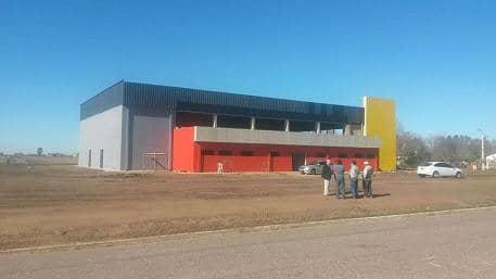 Casa de la Estación y Polideportivo