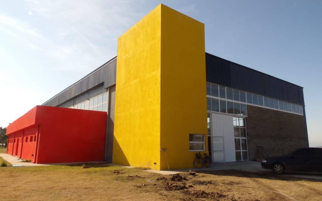 Se inaugura mañana (sábado) el Polideportivo de Berutti
