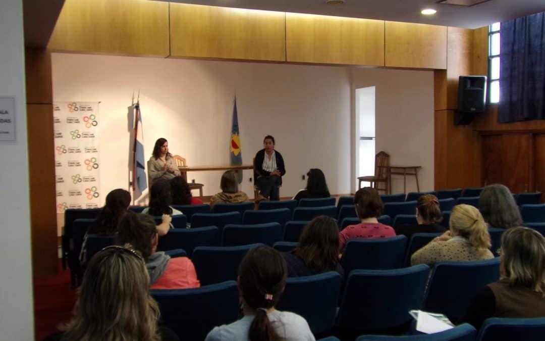 PP Joven: el Municipio y Educación se reunieron para organizar su implementación