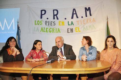 La comuna lanzó hoy el PRAM