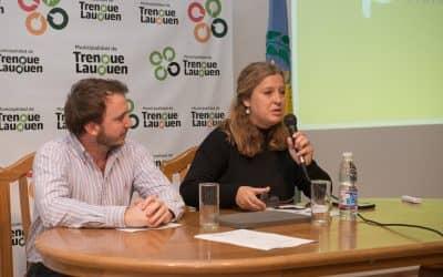 """Jornadas Itinerantes """"Hacia una producción agrícola sustentable"""""""