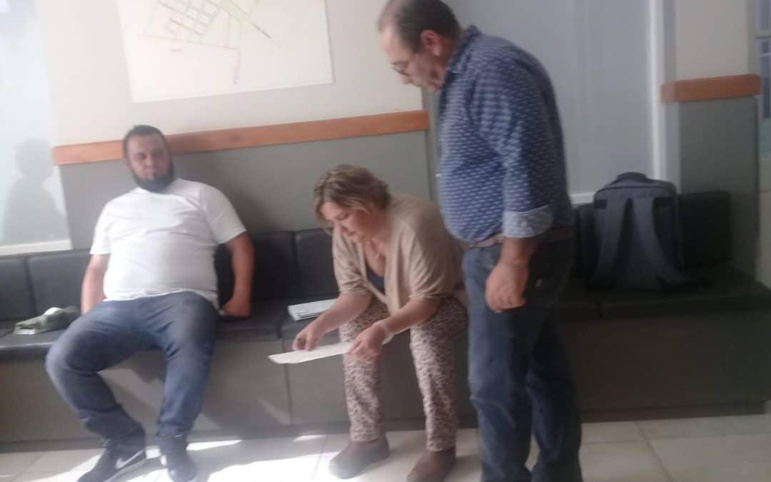 FABRIS SE REUNIÓ CON PRODUCTORES PORCINOS DE BERUTTI PARA REGULARIZAR DISTINTOS ASPECTOS DE LA ACTIVIDAD