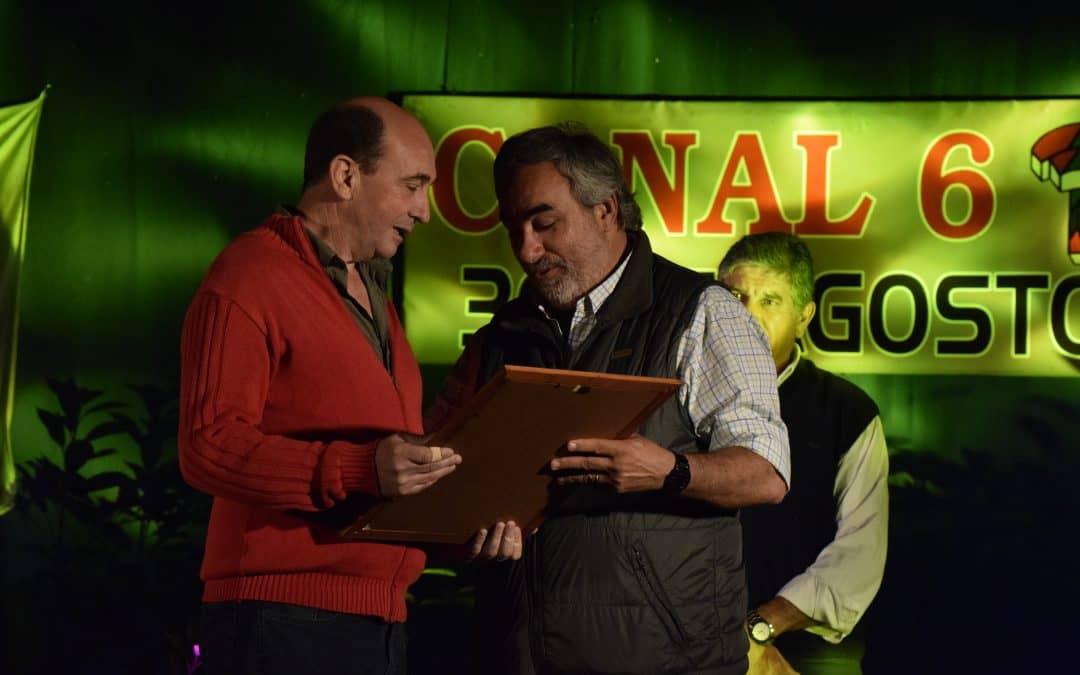 Fernández y Zapata participaron de un programa especial de TV