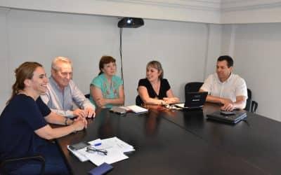 Se realizó una reunión del programa Líderes para el Aprendizaje