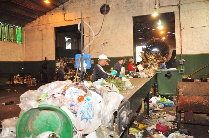 PROLIM recuperó 375 toneladas de residuos sólidos