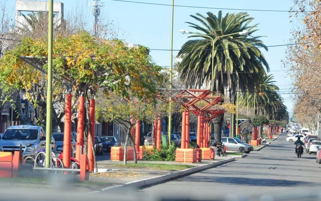 Se utilizará un repelente para aves en el centro de la ciudad