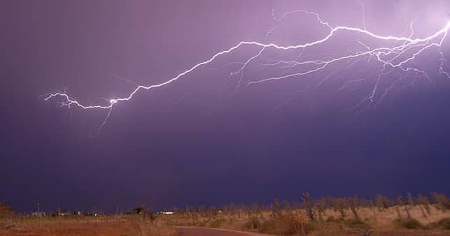 Recomendaciones para protegerse ante tormentas eléctricas