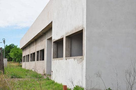 El Municipio terminará la obra de la Secundaria 9