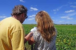Agroquímicos: Recorrida por zonas de exclusión