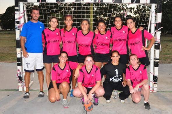 Wellness y Espartanos campeones en Hándbol
