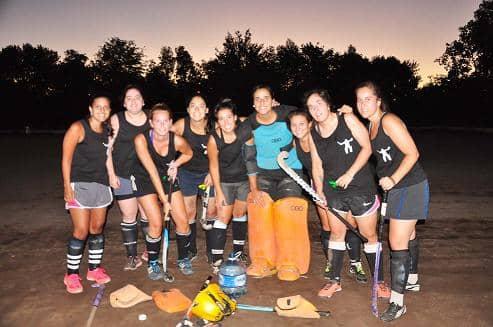 Grupo B es el campeón en Hockey