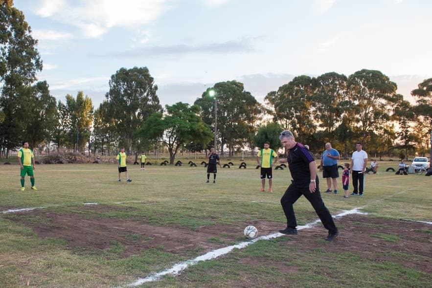 Olimpíadas del Reencuentro: hoy inician las competencias de Fútbol Femenino