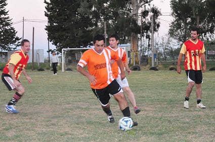 Farías – Traversa, campeones en Paleta