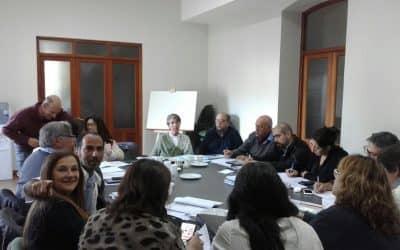 Se realizó ayer una nueva reunión de la Región de los Vientos