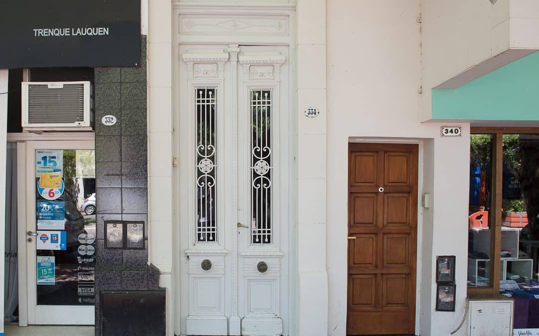 Hay vacantes disponibles para la residencia estudiantil en Trenque Lauquen