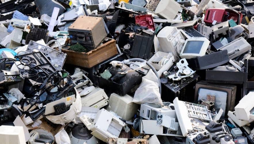 Tratamiento de residuos electrónicos