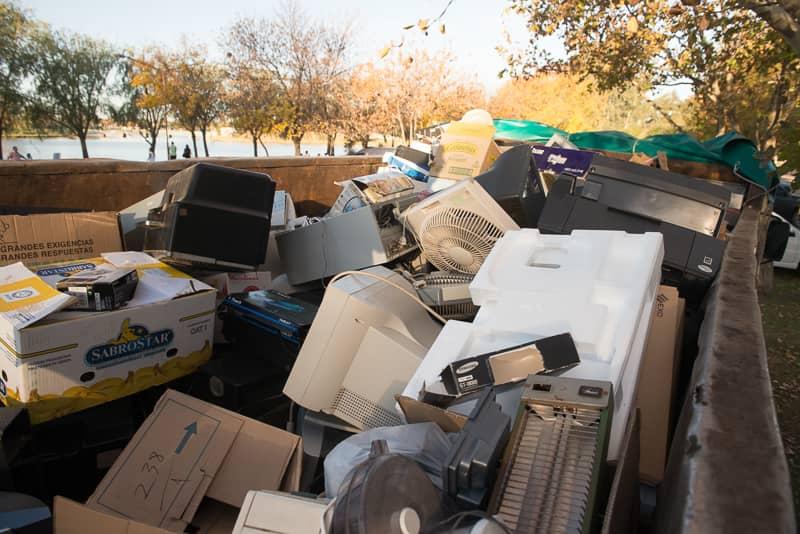 30 de Agosto: se realizará una jornada de recolección de residuos electrónicos