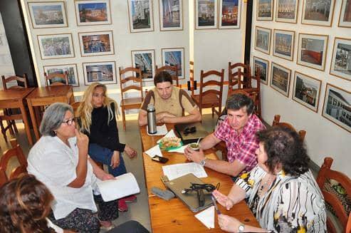Mesa regional de responsables ambientales