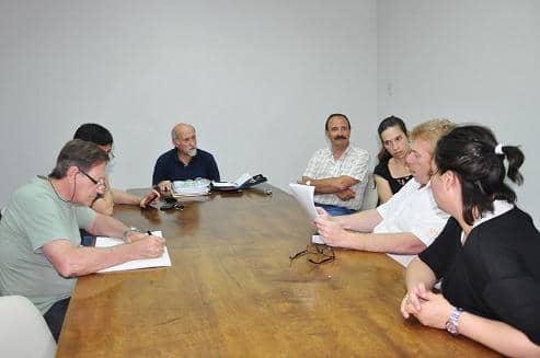 Se reunió la Agencia de Desarrollo