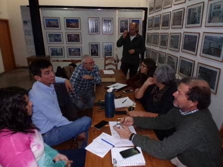 Se reunió la Mesa Consultiva