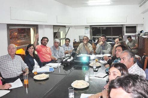 Se reunió el Consejo Asesor de Planificación Urbana