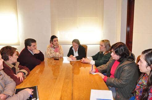 PP: reunión por elecciones en Beruti