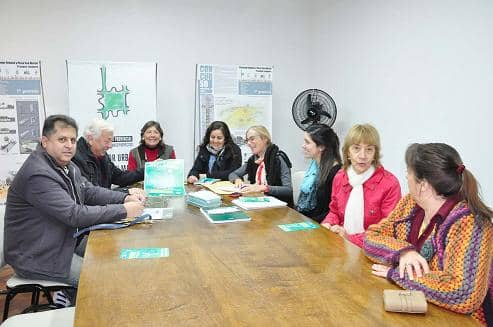 Reunión por Jornada sobre Baja Visión
