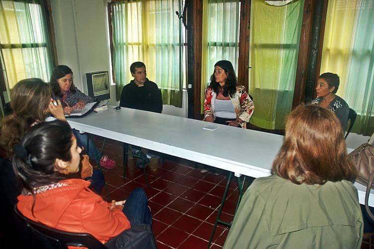 Reunión de la Mesa de violencia