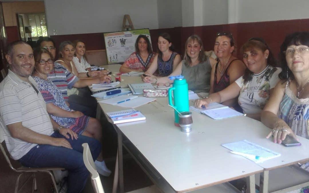 Muñagorri participó de la primer reunión anual de la UEGD