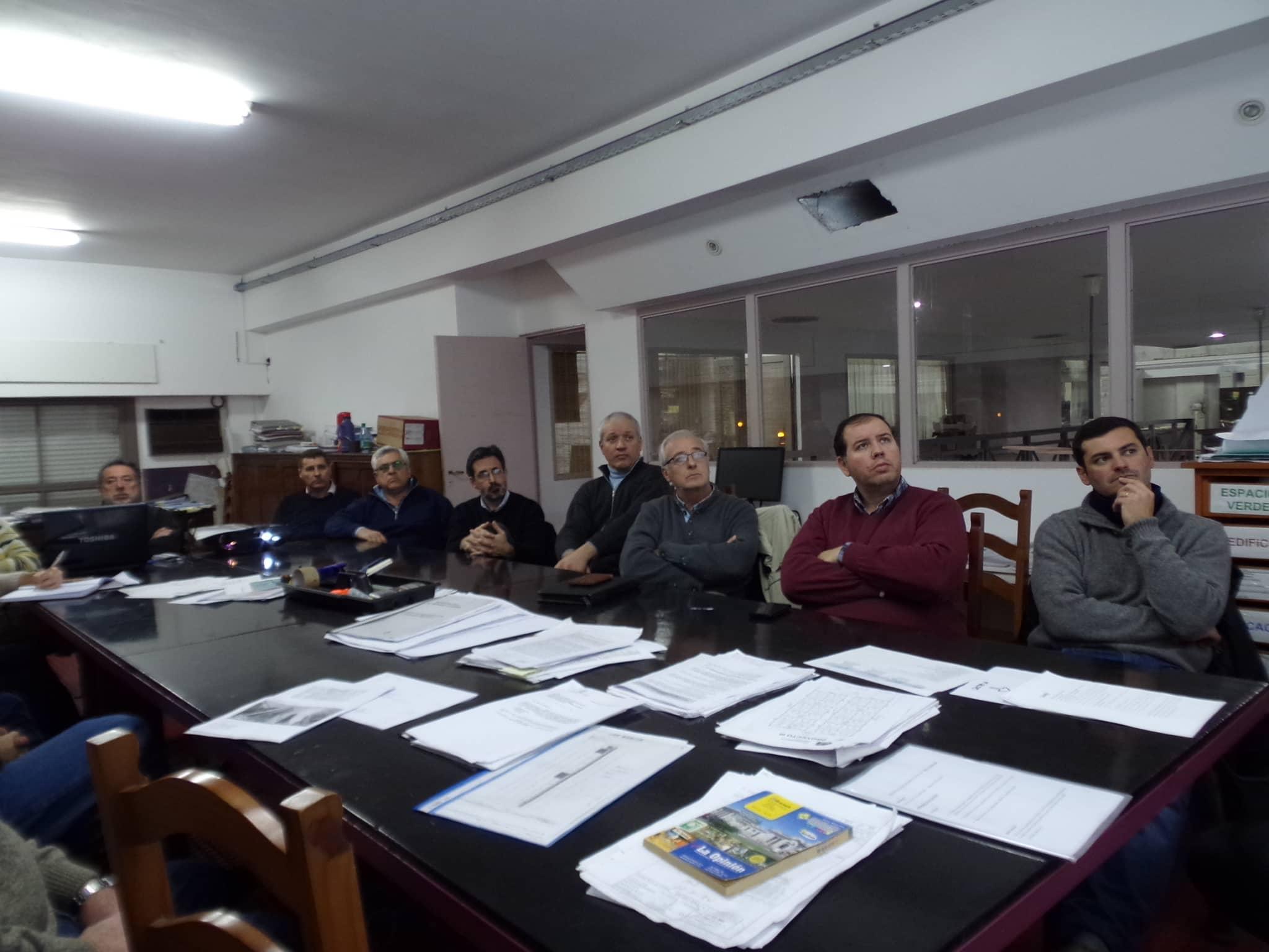Reunión del Consejo Asesor de Planeamiento