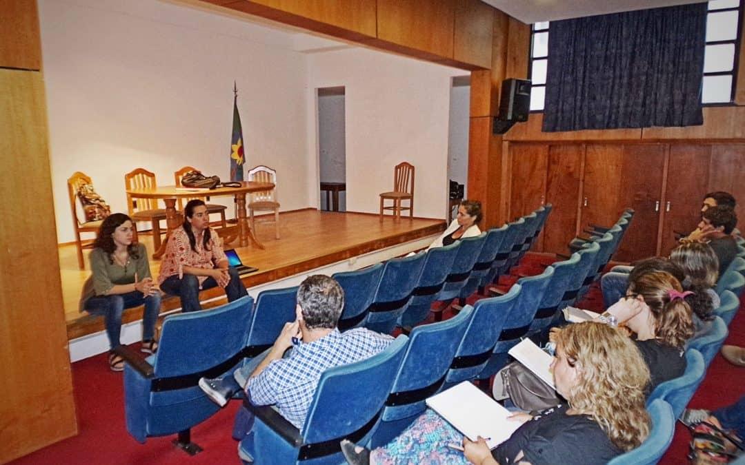 Se realizó una reunión para la implementación del PP Joven