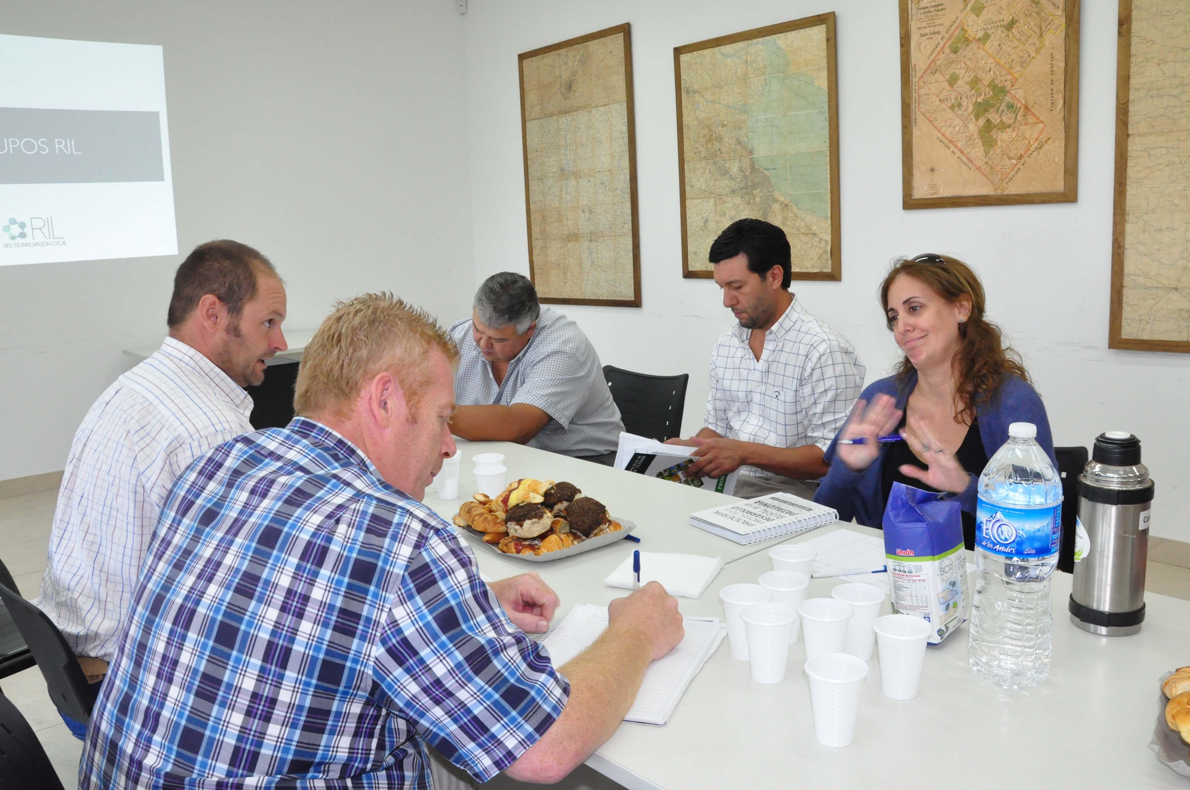 Reunión de Secretarios de Producción del Noroeste