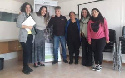 REUNIÓN EN BUSCA DE FINANCIAMIENTO EXTERNO PARA EL PROYECTO RUKA KIMUN (CASA DEL SABER)