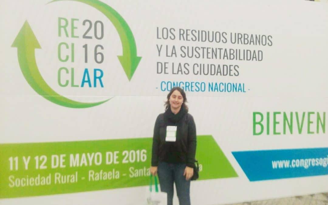 Scheffer participó en un encuentro provincial de referentes ambientales