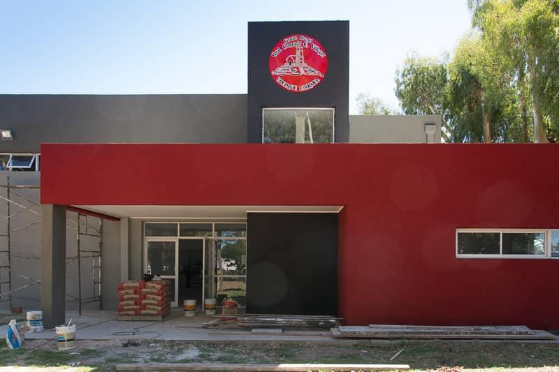 El 25 se inaugura el edificio para los Scouts