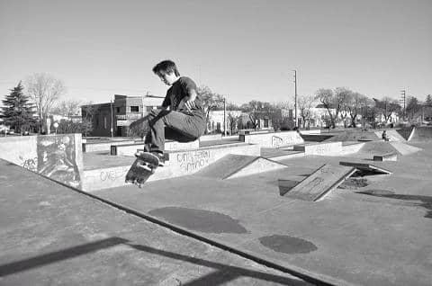 Skate Demo en Trenque Lauquen