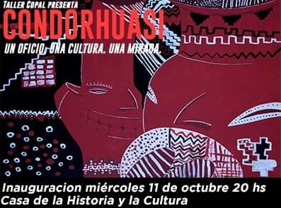 Se inaugurará una muestra de cerámica precolombina que recrea la cultura Condorhuasi