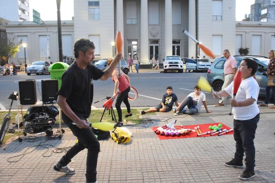 VUELVE EL TALLER DE CLOWN Y MALABARES EN FORMA PRESENCIAL: PUEDEN ANOTARSE DESDE LOS NUEVE AÑOS