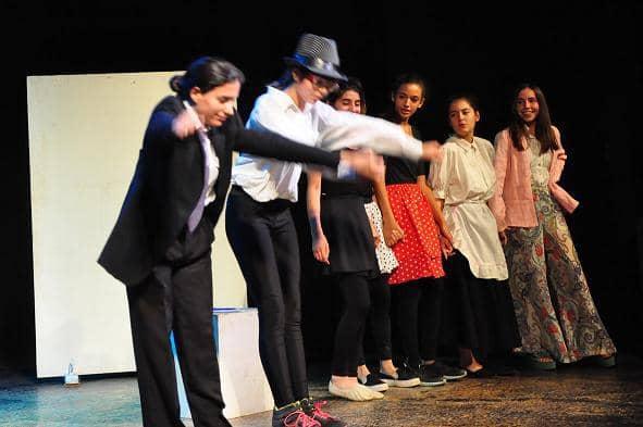 Se realizará la muestra anual del taller de Teatro
