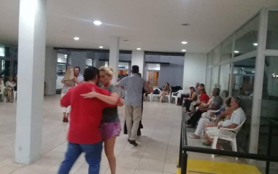 """VOLVIÓ """"TANGO EN LA CALLE"""" PARA CAMBIAR LA NOCHE DE LOS MIÉRCOLES EN EL PATIO DEL CENTRO CÍVICO"""