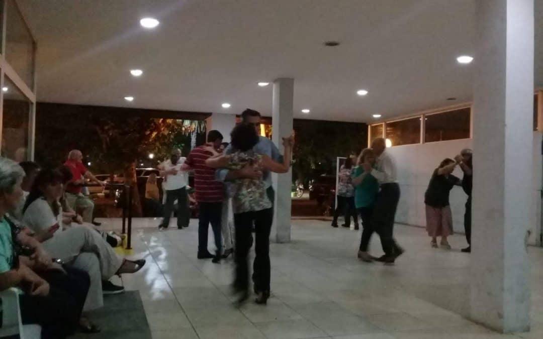 """""""TANGO EN LA CALLE"""" ABRE MAÑANA (MIERCOLES) SU QUINTO CAPITULO EN EL PATIO DEL CENTRO CIVICO"""