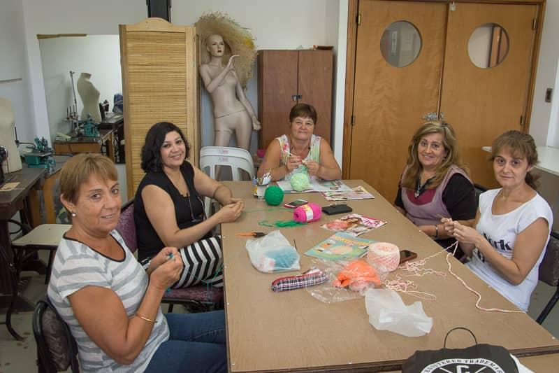 Iniciaron hoy los talleres de verano de la Escuela Municipal