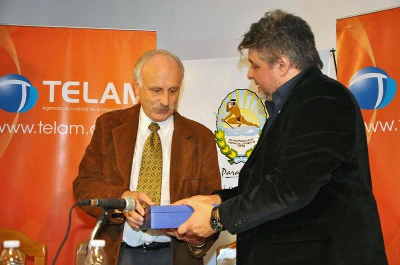 Directivos de Télam, con medios regionales