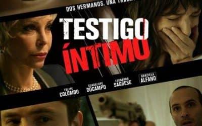 """Se proyectará """"Testigo íntimo"""" en el ciclo INCAA Casas del Bicentenario"""