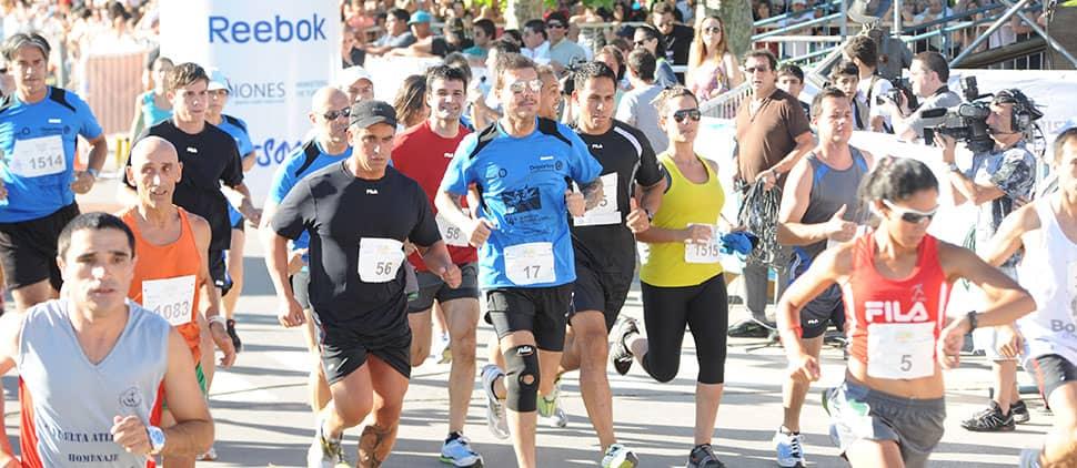 Inscripción abierta para la Maratón Dino Hugo Tinelli, de Bolívar